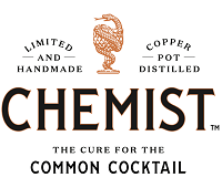 The Chemist Asheville Distillery Apple Brandy Gin