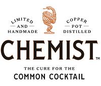 The Chemist Asheville Distillery Apple Brandy Gin