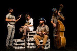Pretty Little Goat band CiderFest